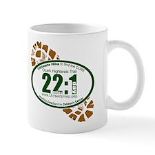 22:1 - Ozark Highlands Trail Mug