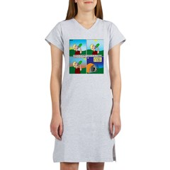Hydrate and Dehydrate Women's Nightshirt