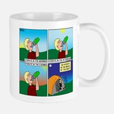 Hydrate and Dehydrate Mug