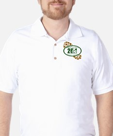 26:1 - Pacific Crest Trail Golf Shirt