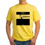Ambient Showers Yellow T-Shirt