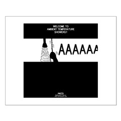 Ambient Showers Posters
