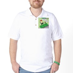 Patch Trading Golf Shirt