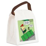 Patch Trading Canvas Lunch Bag