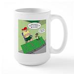 Patch Trading Large Mug