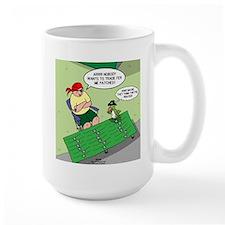 Patch Trading Mug