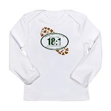 18:1 - Pohono Trail Long Sleeve Infant T-Shirt