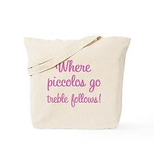 Funny Piccolo Tote Bag
