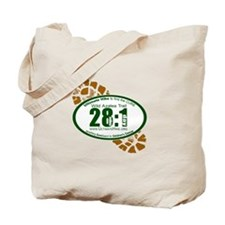 28:1 - Wild Azalea Trail Tote Bag