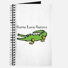Gotta Love Gators Journal