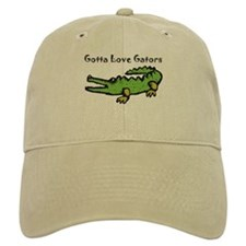Gotta Love Gators Baseball Cap