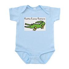 Gotta Love Gators Infant Bodysuit