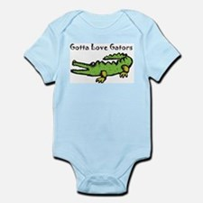 Gotta Love Gators Infant Bodysuit