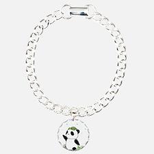 Turtle on a Panda Bracelet