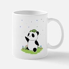 Turtle on a Panda Mug