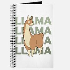 Llama, Llama, Llama! Journal