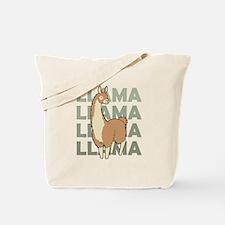 Llama, Llama, Llama! Tote Bag