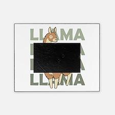 Llama, Llama, Llama! Picture Frame