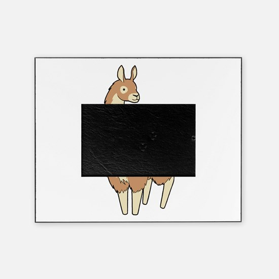 Llama! Picture Frame