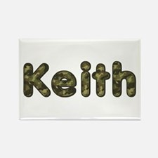 Keith Army Rectangle Magnet