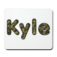 Kyle Army Mousepad