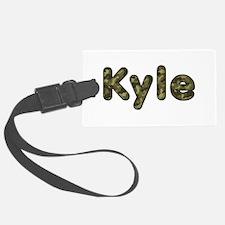 Kyle Army Luggage Tag