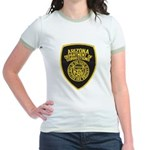 Arizona Corrections Jr. Ringer T-Shirt