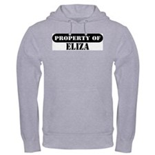 Property of Eliza Hoodie Sweatshirt
