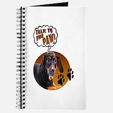 Dachshund Paw Journal
