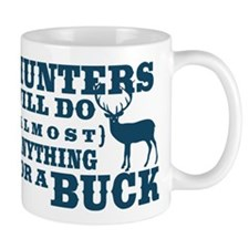 Deer Hunting Humor Mug