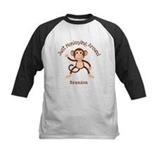 Just Monkeying Around Baseball Jersey