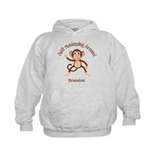 Just Monkeying Around Hoodie