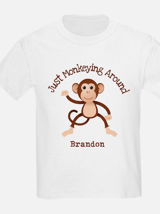 Just Monkeying Around T-Shirt