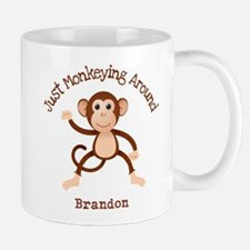 Just Monkeying Around Mug