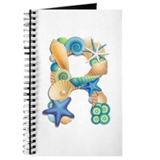 Beach Theme Initial R Journal