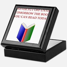 BOOKS20 Keepsake Box
