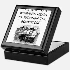 BOOKS18 Keepsake Box