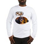 Dachshund Paw Long Sleeve T-Shirt