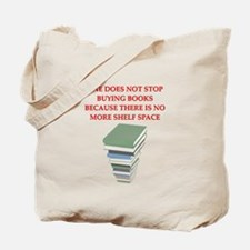 BOOKS8 Tote Bag