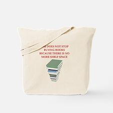 BOOKS8 Tote Bag