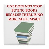 Reading Tile Coasters