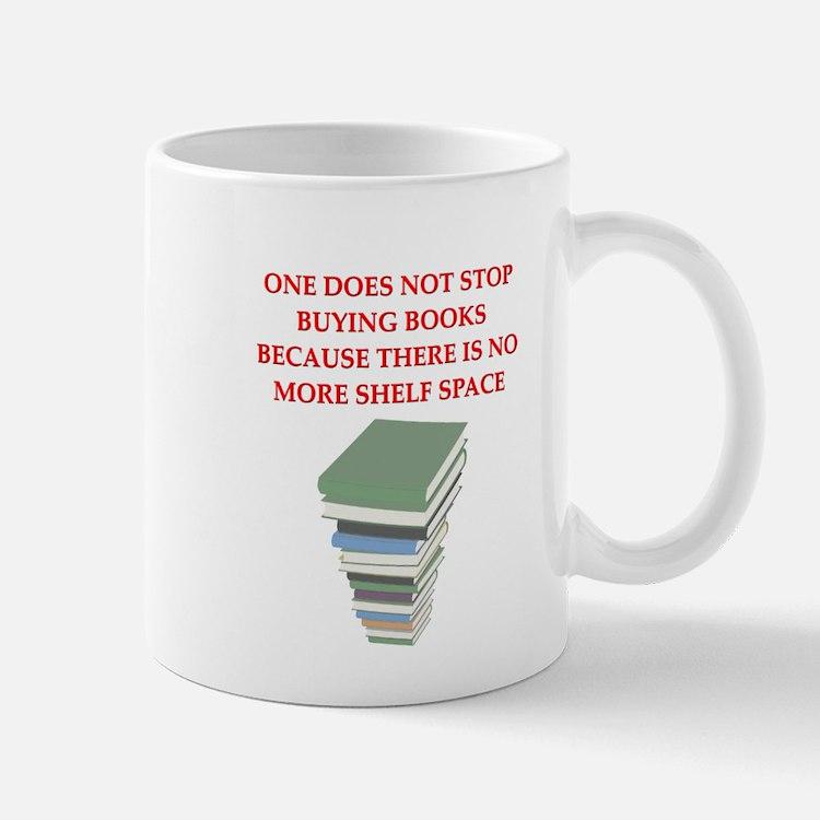BOOKS8 Mug