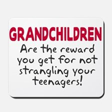 Grandchildren Reward Mousepad