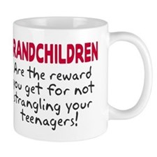 Grandchildren Reward Coffee Mug
