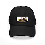 Dachshund Paw Black Cap