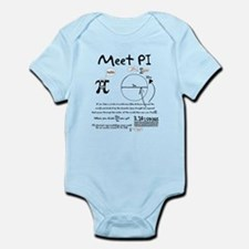 Meet Pi Infant Bodysuit