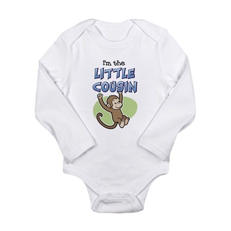 Little Cousin - Monkey Body Suit