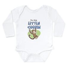 Little Cousin - Monkey Body Suit