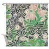 William Morris Flowers and Leaves Shower Curtain