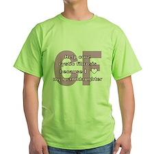 *heart* granddaughter T-Shirt